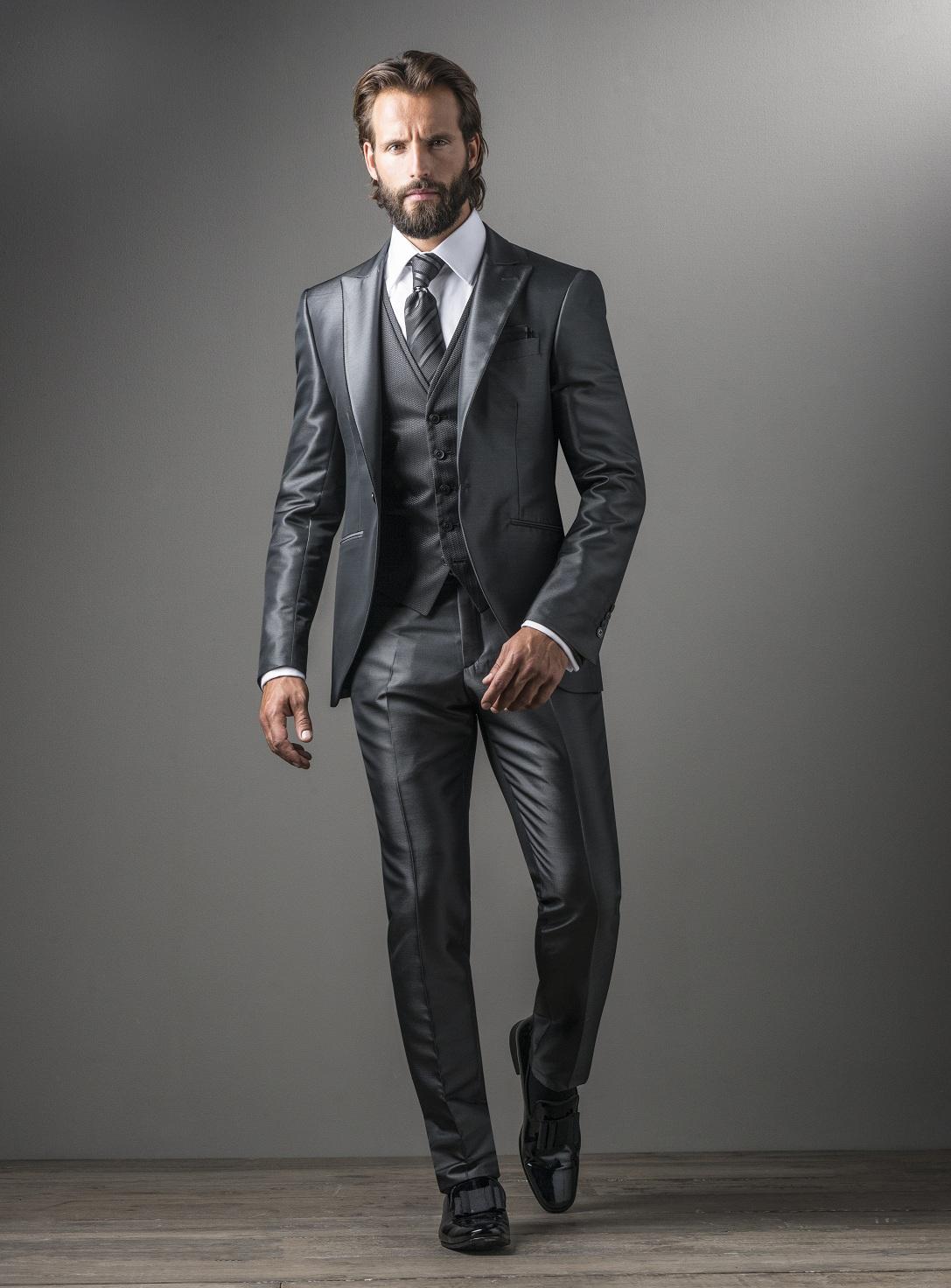 17 trajes para hombre de moda desde 3500 graduaci n y for Trajes de novio blanco para boda