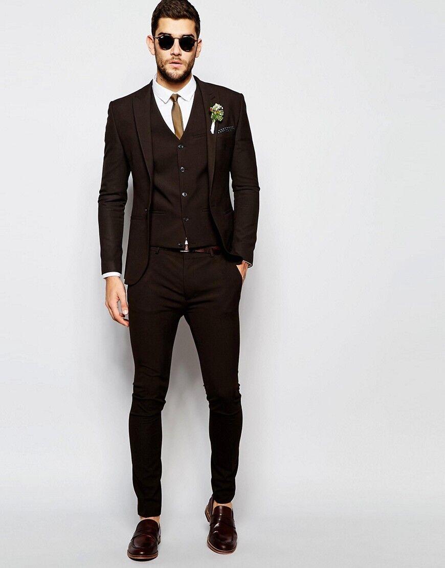 Vestido formal para matrimonio hombre